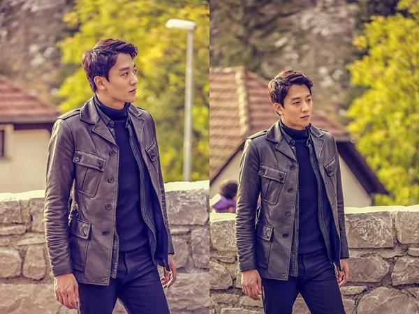 Kim Rae Won is Back with Black Knight -The Man Who Guards Me